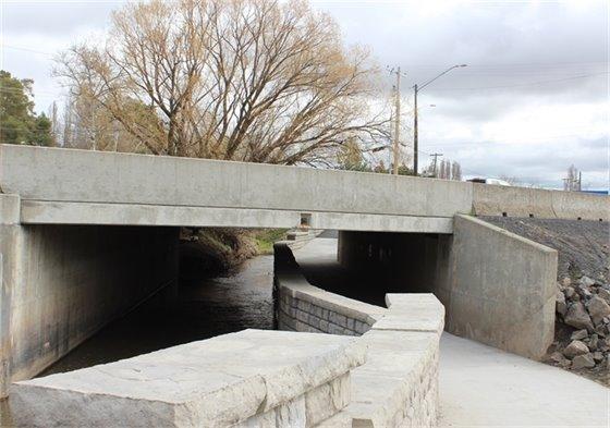 Highway 8 Underpass image