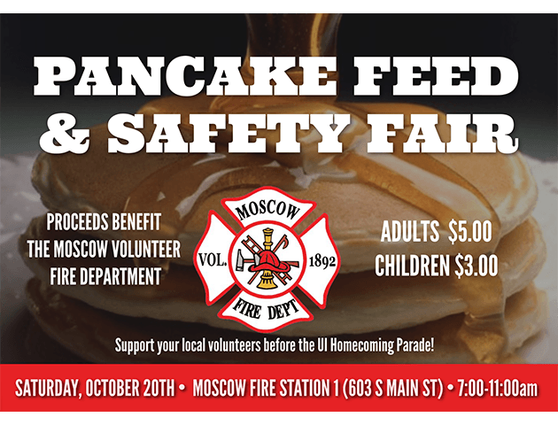 Pancake Fee and Safety Fair