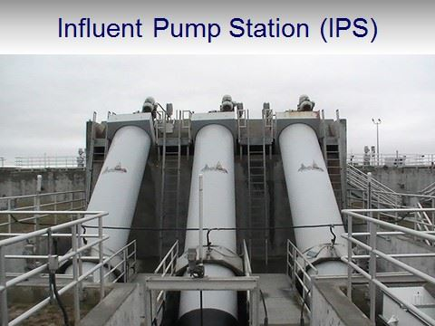 WWTP Influent Pump Station