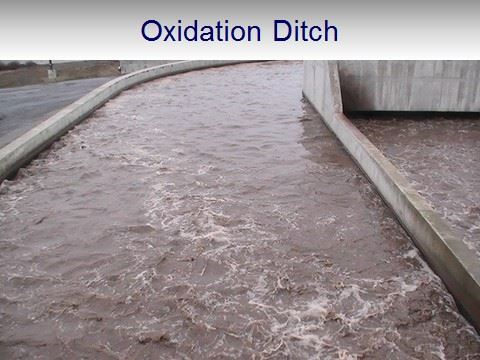WWTP Oxidation Ditch