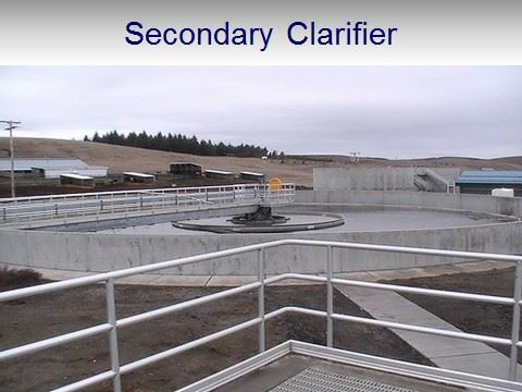 WWTP Secondary Clarifier