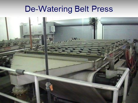 WWTP De Watering Building