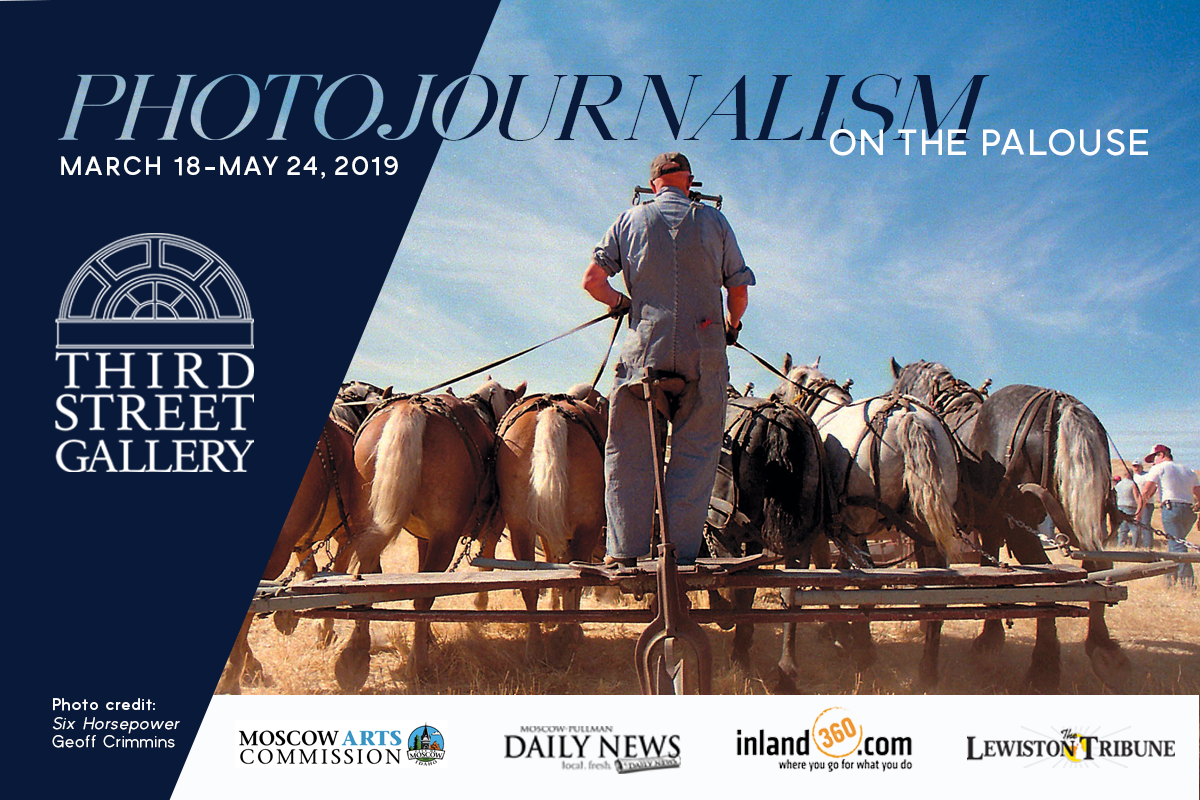 Promotion for Photojournalism on the Palouse
