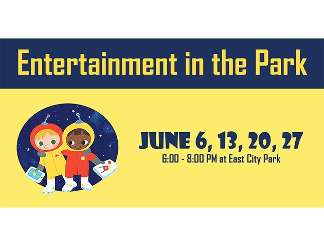 Promotional Image for Entertainment in the Park