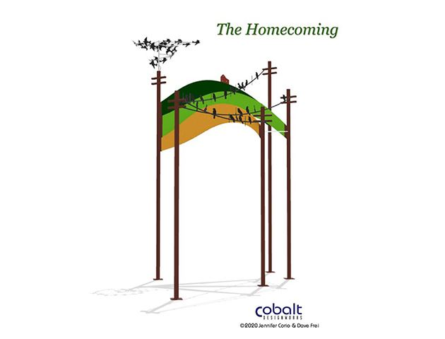 """The Homecoming""  by Jennifer Corio & Dave Frei"