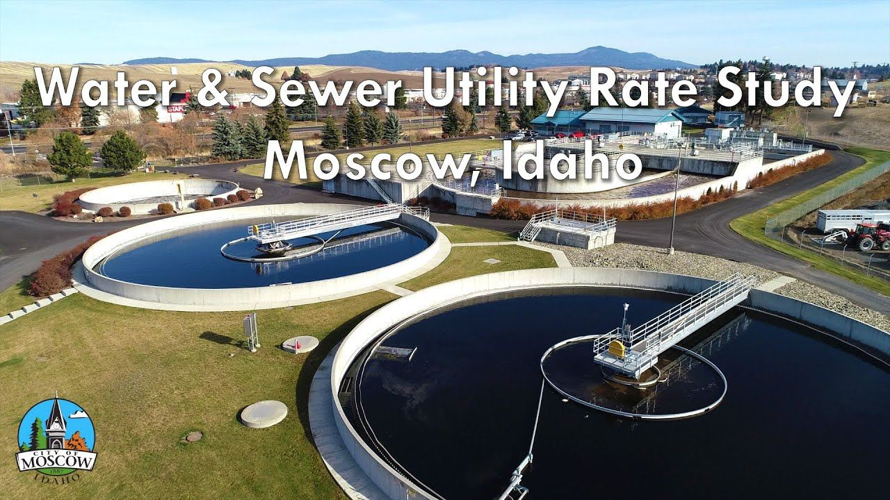 Water and Sewer Utility Rate Study