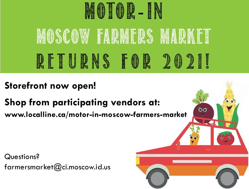 Information Regarding the Motor-In Moscow Farmers Market