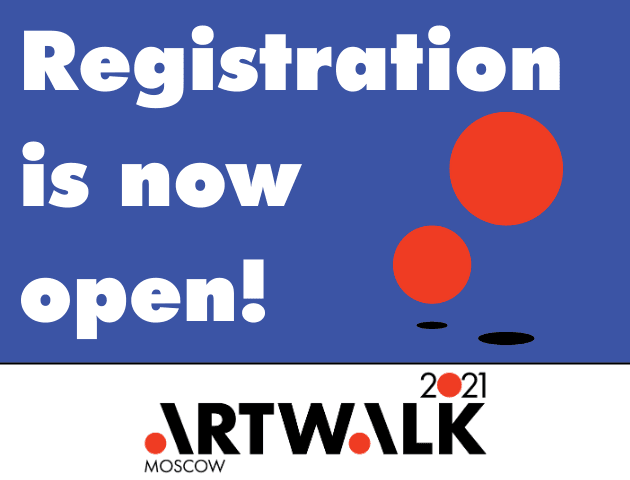 Artwalk Registration is now open!