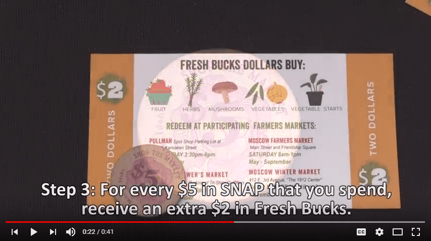 Market Accepts Food Stamps