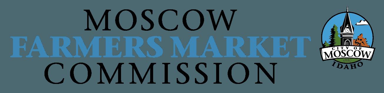 Farmers Market Commission Logo - Blue