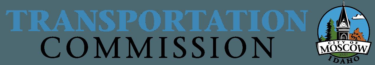 Transportation Commission logo - Blue