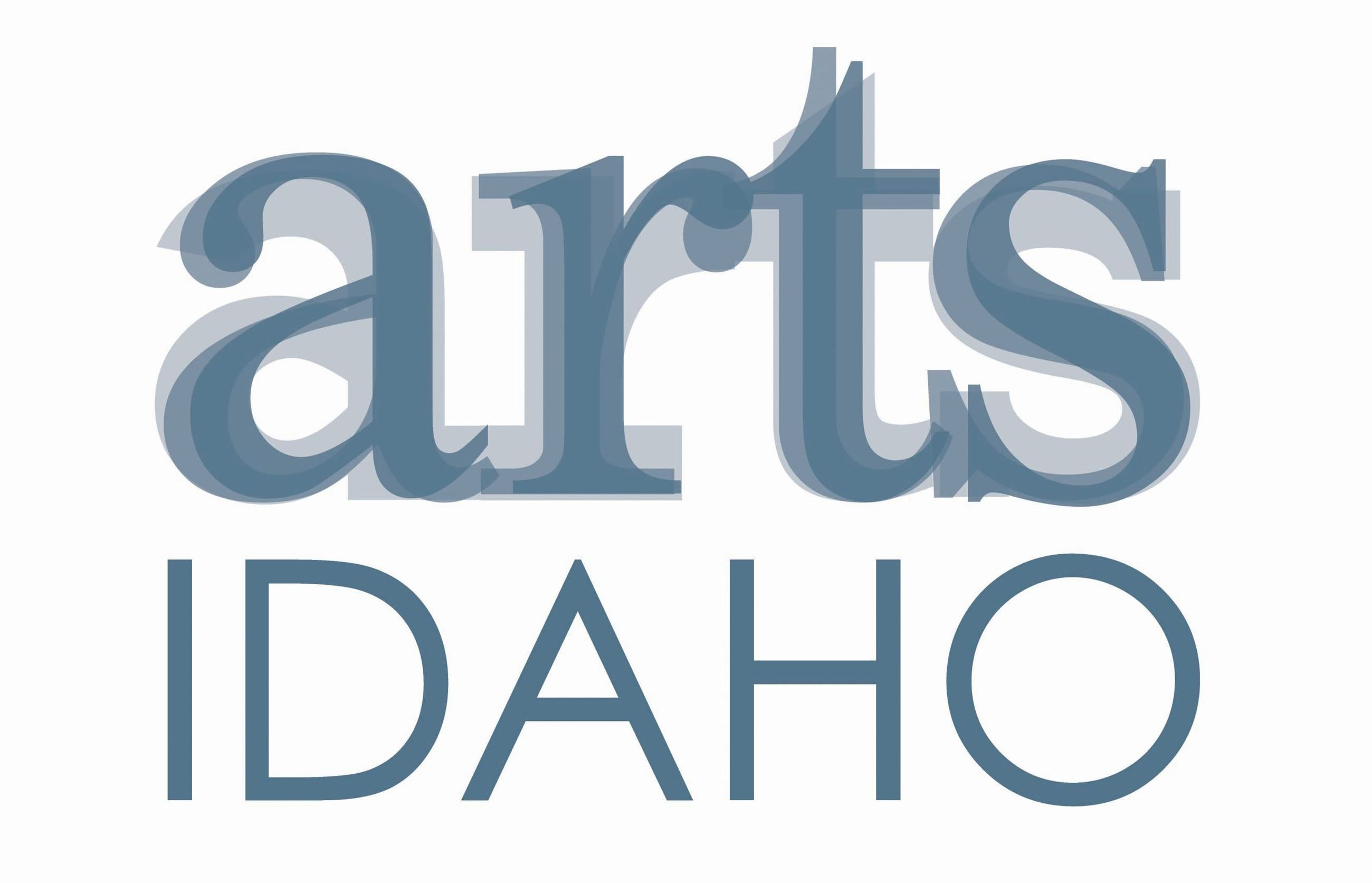 Idaho Commission on the Arts Logo
