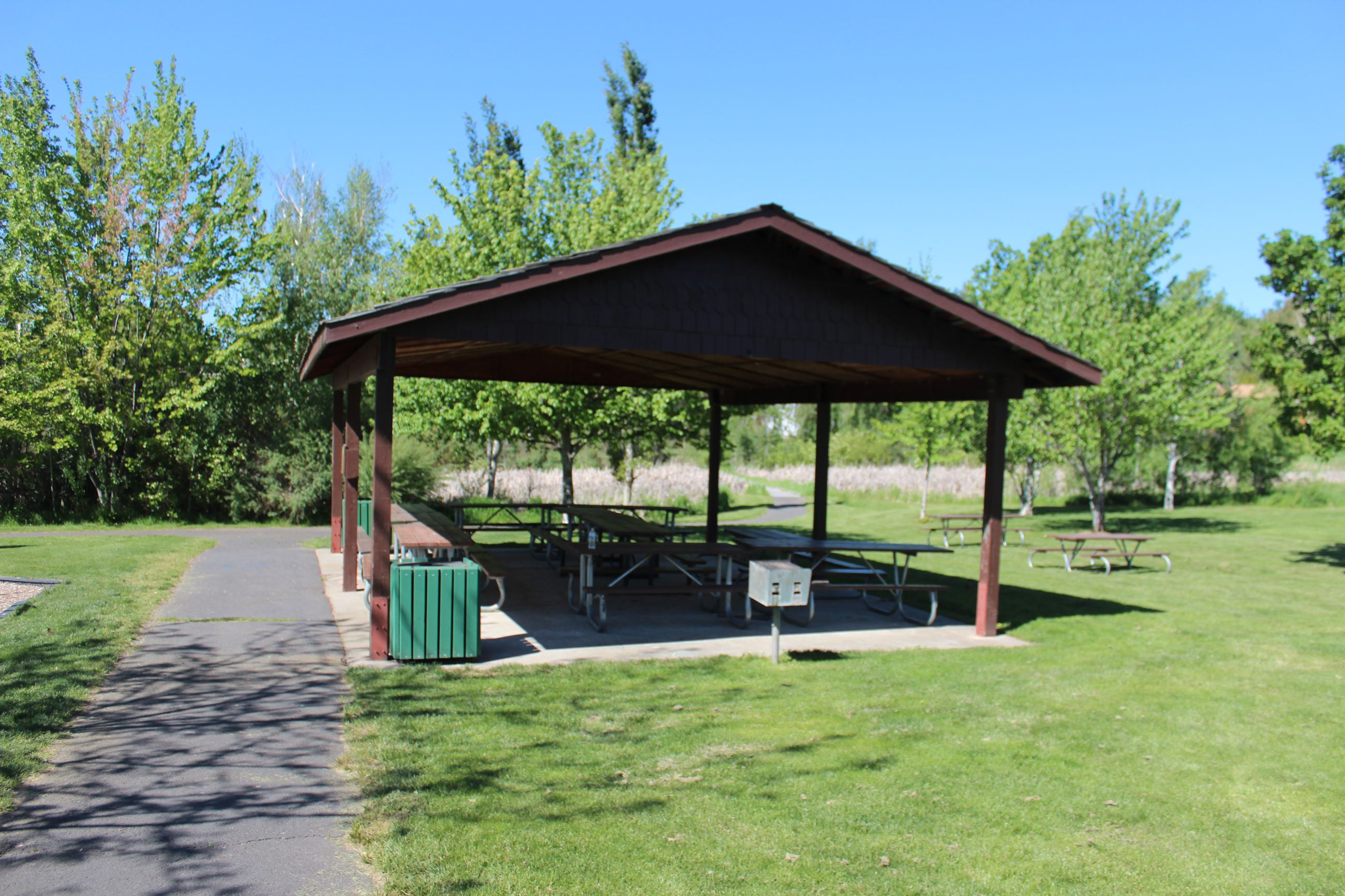 Anderson-Frontier Picnic Shelter